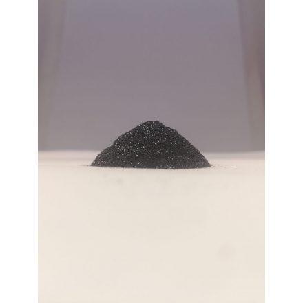 Csillámpor - 0,1mm - Black