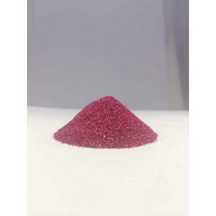 Csillámpor -  0,2mm - Pink