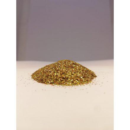 Csillámpor - 0,4mm - Gold
