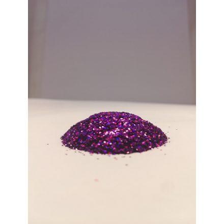 Csillámpor - 0,4mm - Purple