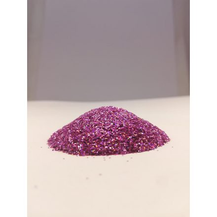 Csillámpor - 0,4mm - Rose