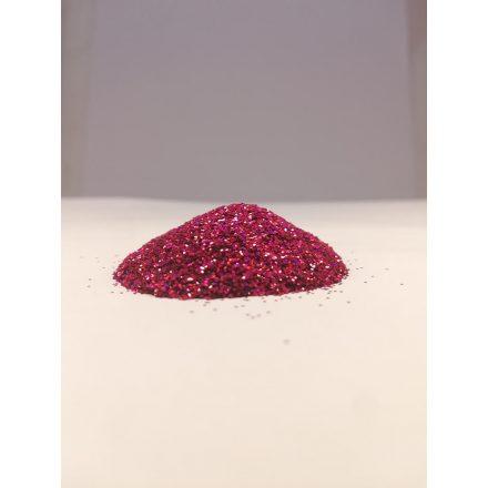 Csillámpor - 0,4mm - Pink