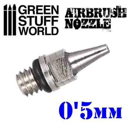 Green Stuff World airbrush dűzni 0,5mm