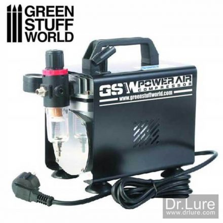 Green Stuff World airbrush kompresszor