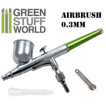 Green Stuff World airbrush pisztoly 0,3mm
