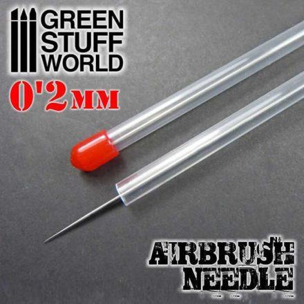 Green Stuff World airbrush tű 0,2mm átmérőjű
