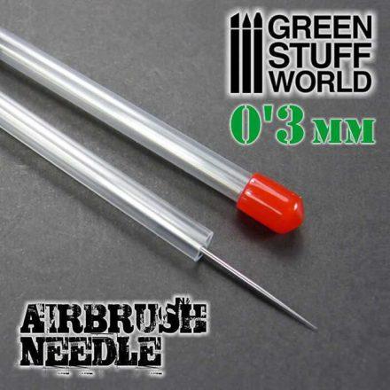 Green Stuff World airbrush tű 0,3mm átmérőjű