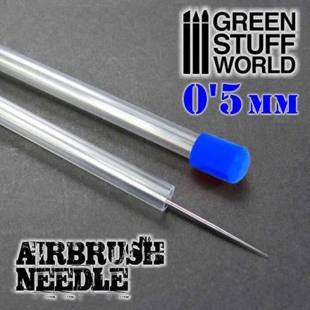 Green Stuff World airbrush tű 0,5mm átmérőjű
