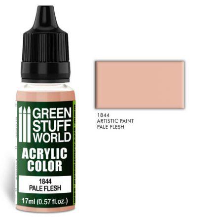 Green Stuff World acrylic color-pale flesh