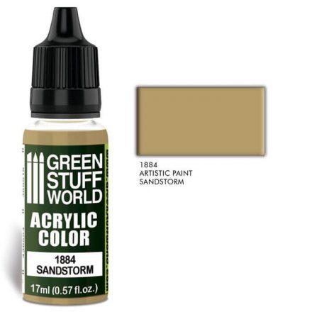 Green Stuff World acrylic color-sandstorm