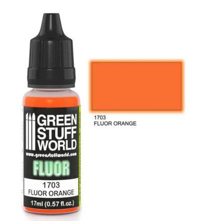 Green Stuff World fluor paint-orange