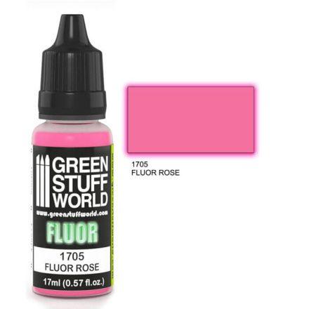 Green Stuff World fluor paint-rose pink