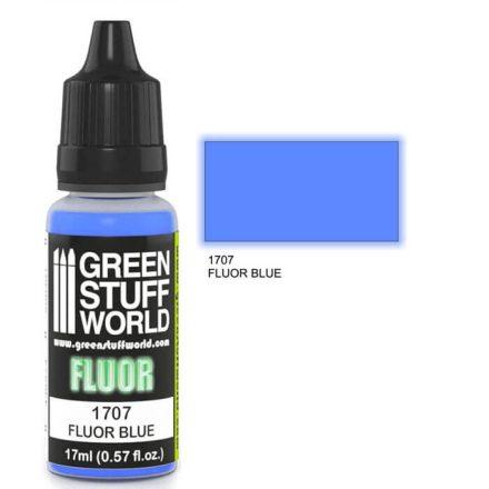Green Stuff World fluor paint-blue