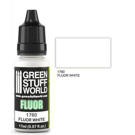 Green Stuff World fluor paint-white