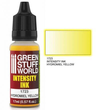 Green Stuff World intensity ink-hydromiel yellow