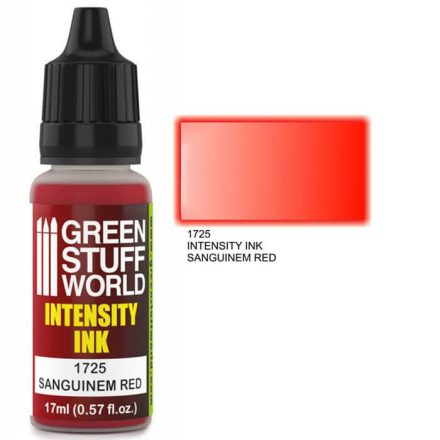 Green Stuff World intensity ink-sanguinem red