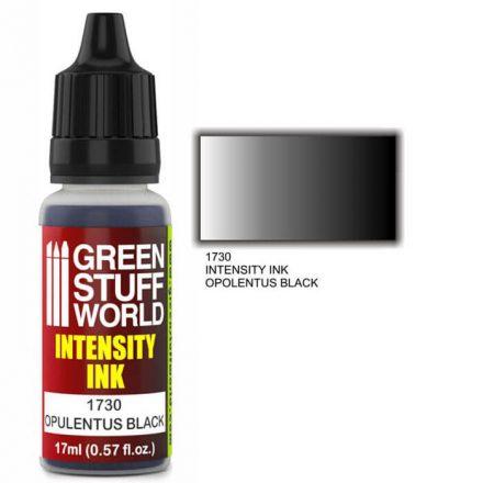 Green Stuff World intensity ink-opolentus black