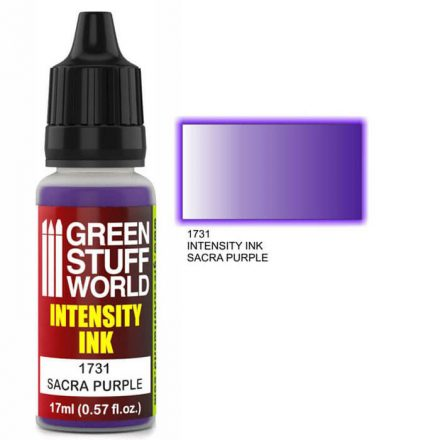 Green Stuff World intensity ink-sacra purple