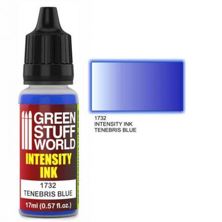 Green Stuff World intensity ink-tenebris blue