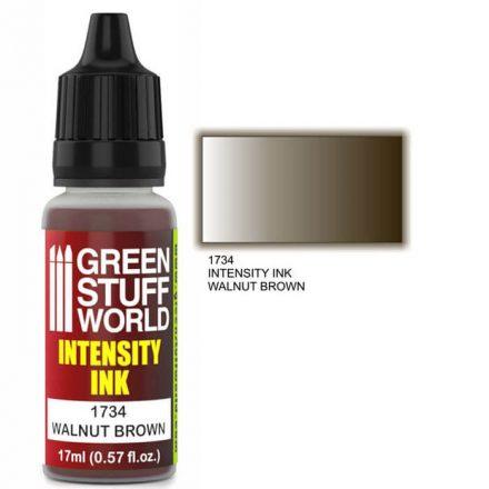 Green Stuff World intensity ink-walnut brown