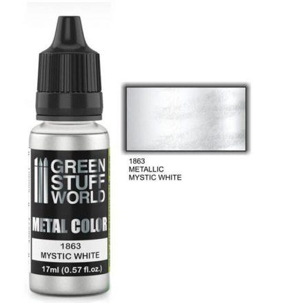 Green Stuff World metal color-mystic white