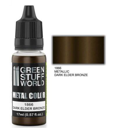Green Stuff World metal color-dark elder bronze