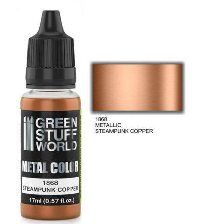 Green Stuff World metal color-steampunk copper