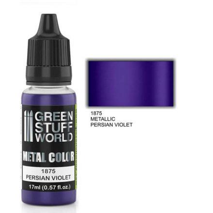 Green Stuff World metal color-persian violet