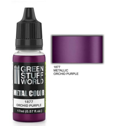 Green Stuff World metal color-orchid purple