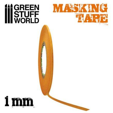 Green Stuff World masking tape-1mm