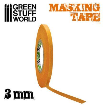 Green Stuff World masking tape-3mm