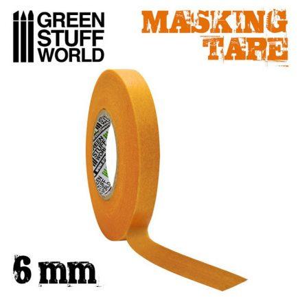 Green Stuff World masking tape-6mm