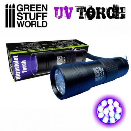 Green Stuff World ultraviolet torch
