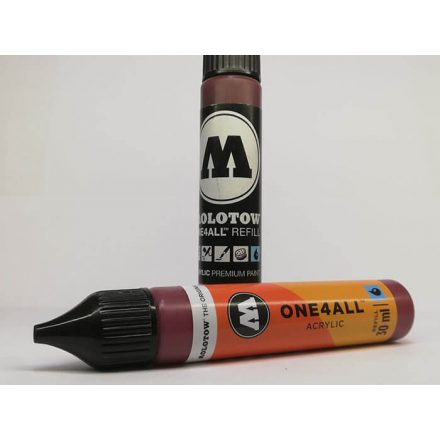 Molotow airbrush festék burgundy