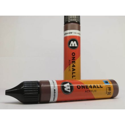 Molotow airbrush festék hazelnut brown