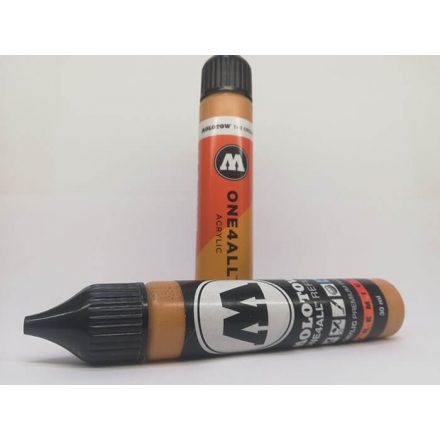 Molotow airbrush festék ocher brown light