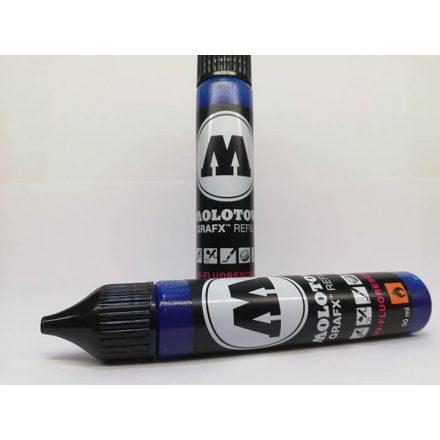 Molotow airbrush festék UV blue