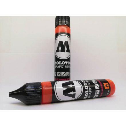 Molotow airbrush festék UV orange