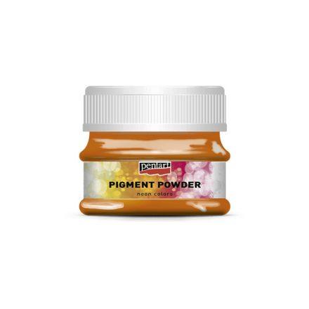 Pentart Pigment Powder Neon narancs