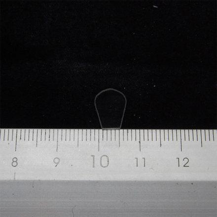 G10, 1mm vastag-10db