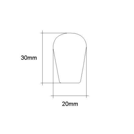 D30, 2mm vastag-5db