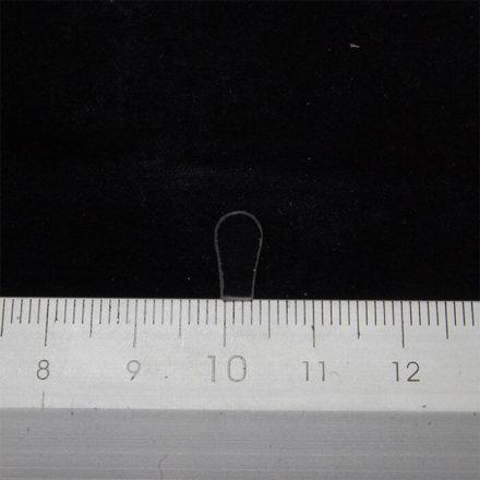 K10, 0,75mm vastag-10db